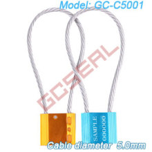 Vedação do cabo resistente
