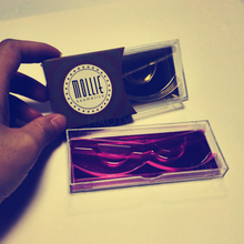wholesale mink false eyelash packaging box