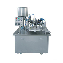 Semi Automatic Tube Filling and Sealing Machine toothpaste plastic tube filling and sealing machine