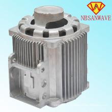 Moulage sous pression en aluminium pour cadre d'électromoteur