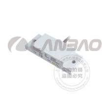 PVC-Kabel Kunststoff-rechteckiger Typ Pipeline Kapazitiver Näherungsschalter-Sensor (CE34 DC3)