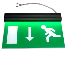 Lighted Exit Sign Requirements