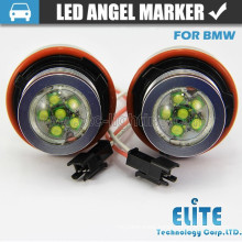 30W E39 Car headlight led angel eye Side Marker Lights accessories