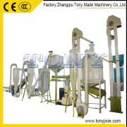 Fully Automatic 10t/H Capacity CE Approved Complete Biomass Pellet Production Line for Sale