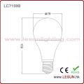 Яркость 9W E27 светодиодный Прожектор/ светодиодные лампы LC7159b