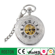 Mechanische Skeleton Pocket Business Watch