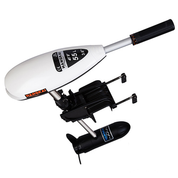 New Saltwater 55lbs Thrust Boat Outboard Trolling Motor Electric