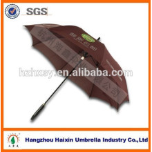 Parapluie canne polyester