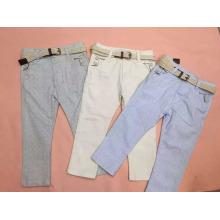 moda meninos calça casual / bebê meninos calças