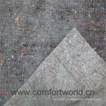 Feutre de polyester tissu