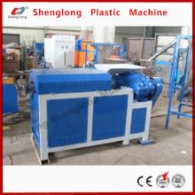 Máquina de reciclaje con PP, PE Materail