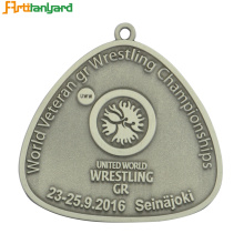 Metal Medals  Hollow Design Usage for Souvenir