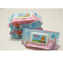 Pembersihan Unscented Wet Wipes