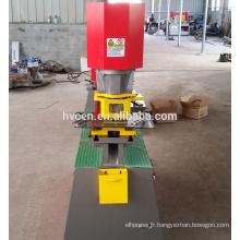 Machine de poinçonnage et coupe combinée hydraulique q35y-25