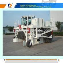 Machine de tournage de compost organique automotrice ZF950