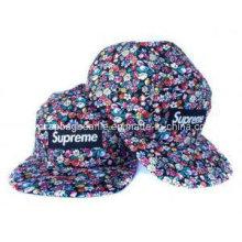 2016 На Заказ Мода Простой Хлопок Snapback Кемпер Шляпа