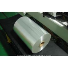polyester film,Bopet film,high glossy corona treated bopet film for printing