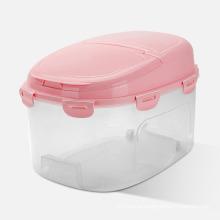 Pet Cat Food Sealed Moisture-Proof and Fresh-Keeping Dog Food Storage Bucket