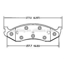 D477 0K553-33-23ZA for Kia disc brake pad