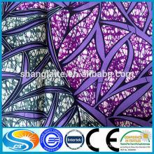 Venta al por mayor Tela África de la impresión de la cera para el pañuelo,