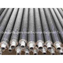 Tubo longitudinal de la aleta del radiador para el intercambiador de calor (SZGL-4-12-300)