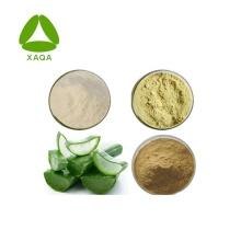 Poudre lyophilisée d'aloe vera de matières premières cosmétiques