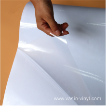 100% Original for Sign White Vinyl Film Clear PVC Self Adhesive Digital Vinyl Film supply to Japan Suppliers