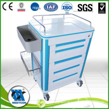 BDT218 ABS Krankenhaus Medical Critical Care Apotheke Cart