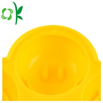 Custom Silicone Handmade Smile Face Soap Pan Mold