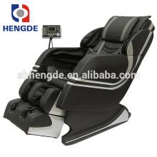 Sillón de masaje Shiatsu de uso en el hogar de la venta caliente Sillón de masaje de gravedad cero 3D de gravedad completa / cuerpo completo