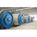 coconut shell pyrolysis to charcoal plant