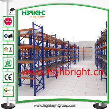 Certificated Heavy Duty Warehouse Storage Rack with Wire Shelf