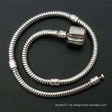European Three Clasps Armbandkette