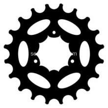 36T / 48T Mountain Bicycle Chainwheel och Crank