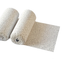 Vendaje acolchado ortopédico de algodón y lana