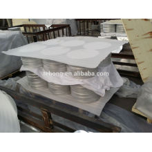 No Oxidation Surface Aluminum Circle ISO9001 Aluminum Plates discs 1050