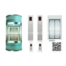 Luxury Observation Elevator From Professional Elevator Manufacturer