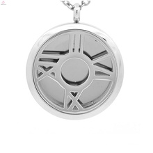 316l stainless steel locket, perfume locket pendant jewelry