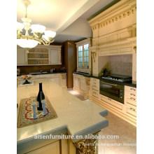 Klassische Eiche Massivholz Küchenschrank American Standard