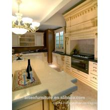 Classic Oak Solid Wood kitchen cabinet American Standard