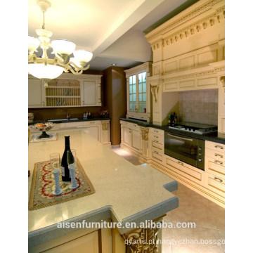 Armário de cozinha Classic Oak Solid Wood American Standard