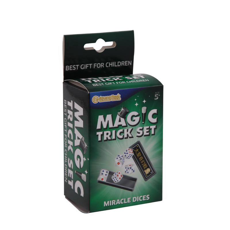 Magic miracle dices