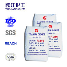 Rutile R216 for General Titanium Dioxide