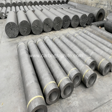 UHP HP RP Carbon Laddle Graphite Electrodes