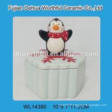 Ceramic Jewelry box