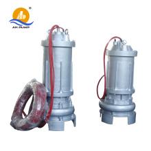 bomba de aguas residuales sumergible vertical