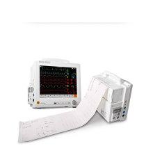 12,1-дюймовый сенсорный экран модульный монитор пациента Ccu ЭКГ машины ЭКГ телеметрии (SC-C100)
