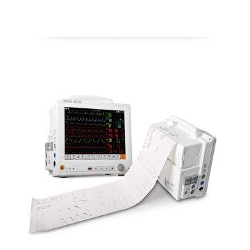 12,1 pulgadas Monitor Modular de paciente Touch pantalla Ccu ECG EKG máquina telemetría (SC-C100)