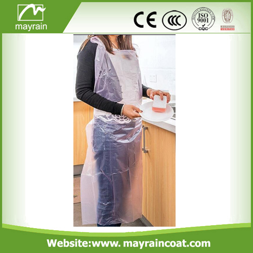 PE Waterproof Apron