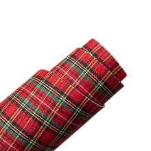 bottom price new design tartan plaid pattern fabric textured  eva foam sheets for sale